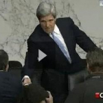 The Fix is in Part IV: Benghazi Cover-up: The Hand Shake … Update Kerry FBI FOIA request denied
