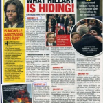 Exclusive to the Enquirer's World Exclusive: Hillary 2016. Prison or POTUS?