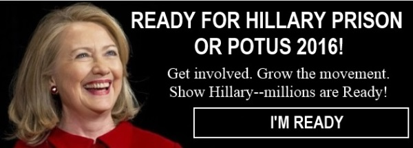 Hillary 2016 Prison or POTUS?